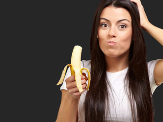 BANANAS CAN HELP EASE TOOTH SENSITIVITY