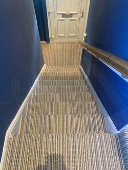 Telenzo Stripe Fitted in Kendal