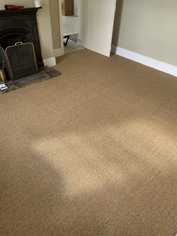Alternative Flooring- Seagrass fitted in Carlisle