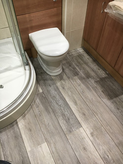 Polyflor Camaro Fitted in Silverdale