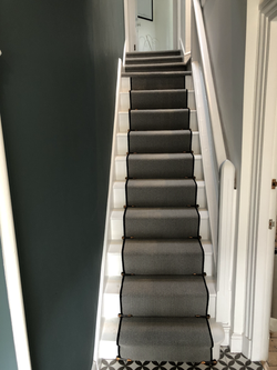 Cormar Avebury Stripe with Runners Fitted in Kendal