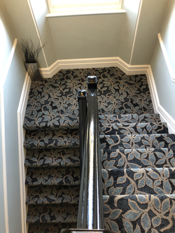 Custom Designed Brintons Fitted in Ambleside
