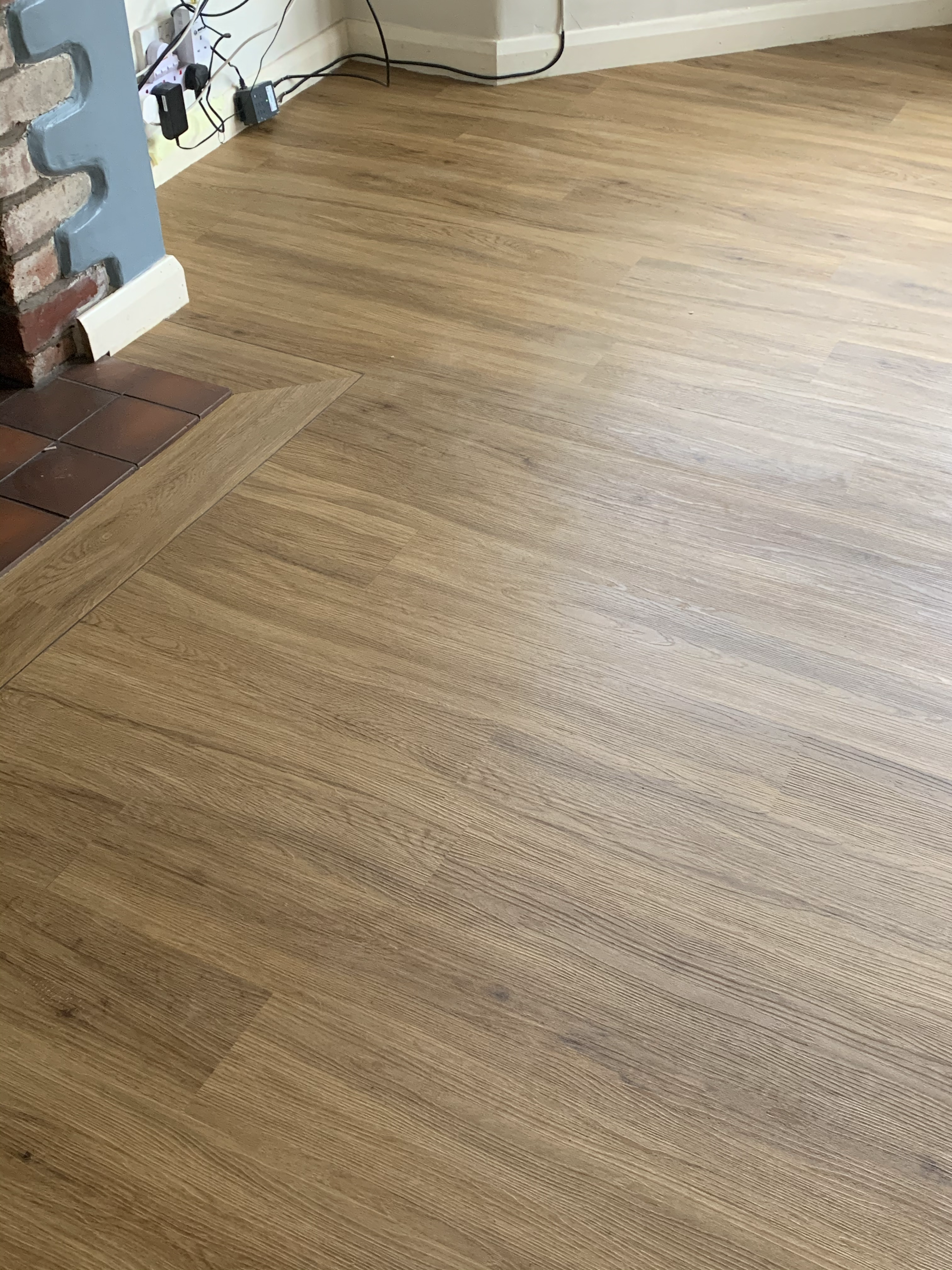 Polyflor Colonia Fitted in Burton in Lonsdale