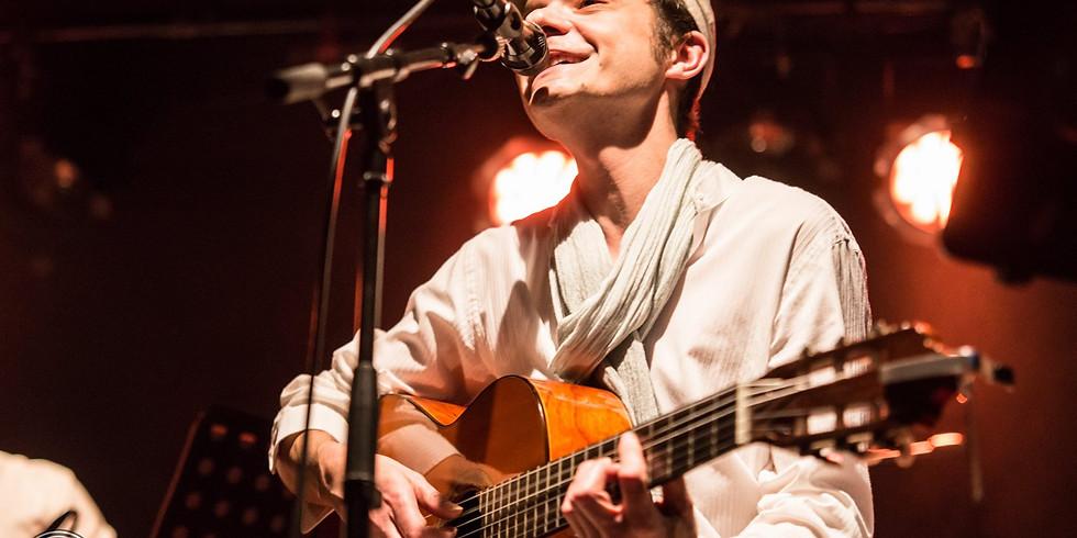 Concert Géhel en solo