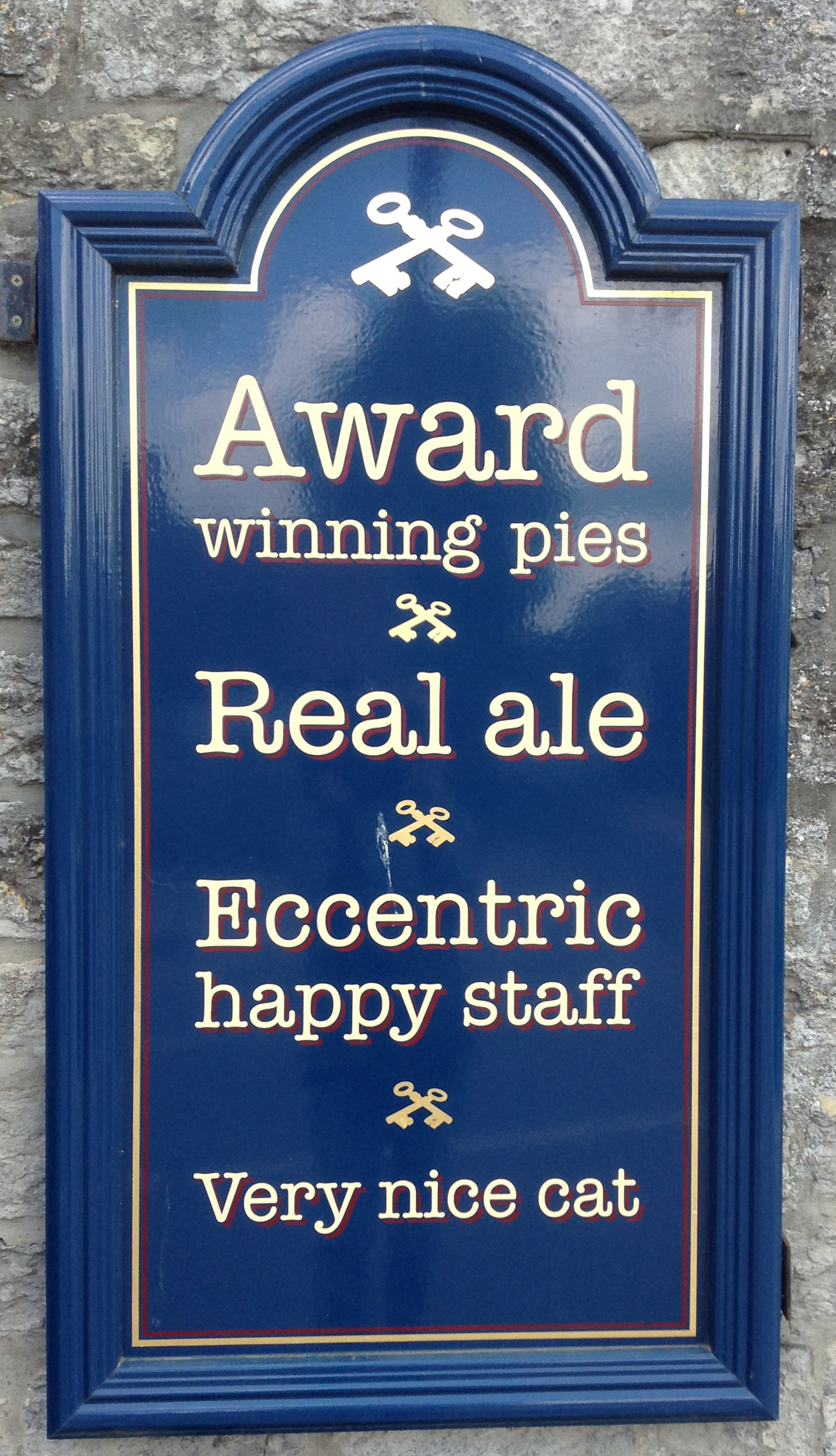 Real Ale Real Food!