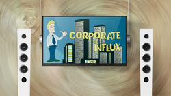 CorporateCartoonMockup