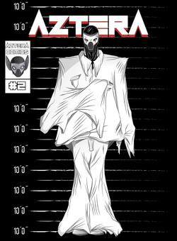 Aztera Cover Variant d-01