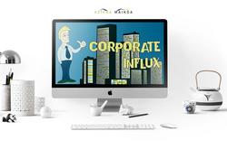 Business Cartoon Logo
