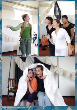 Peter Pan Program - Photos