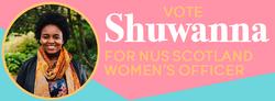 Shuwanna Women's Officer banner