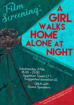 Equalise Film Screening Poster