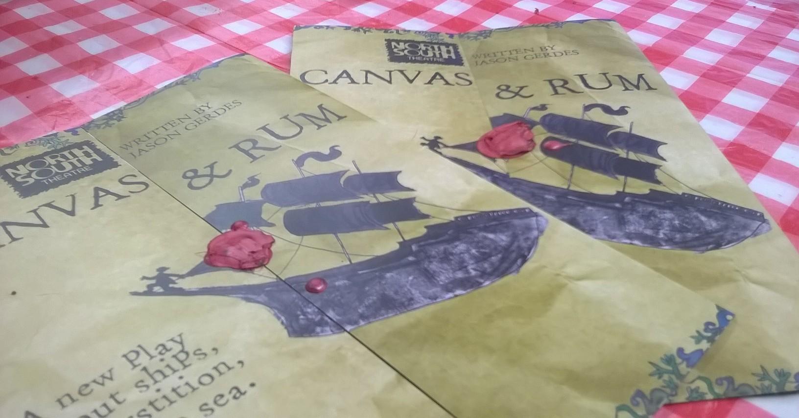 Canvas and Rum Program