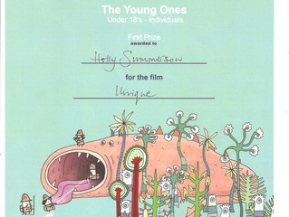 Award-Winning Environmental Animation