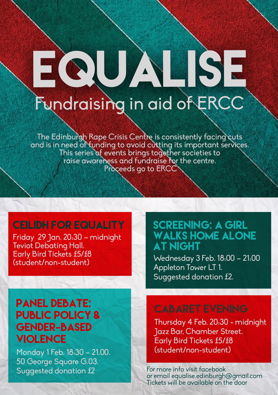 Equalise Flyer