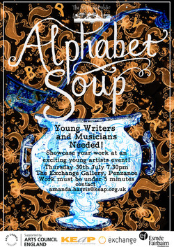 Alphabet Soup Poster (Submissions)