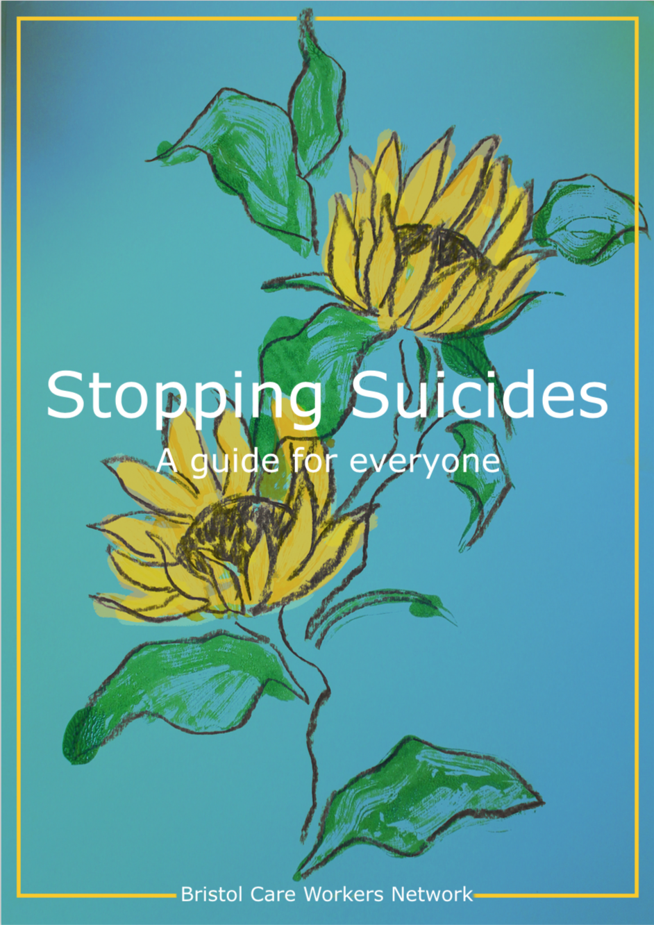 Stopping Suicides Cover Illustration