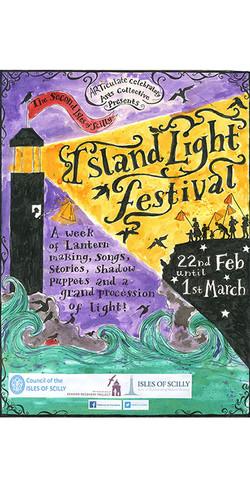 Island Light Poster
