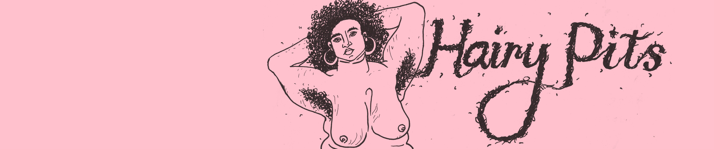 Hairy Pits Banner