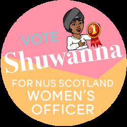 Shuwanna Women's Officer T-Shirt