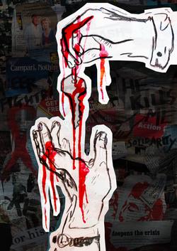'Gentrification of the Mind' illustr