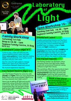 Laboratory of Light Poster