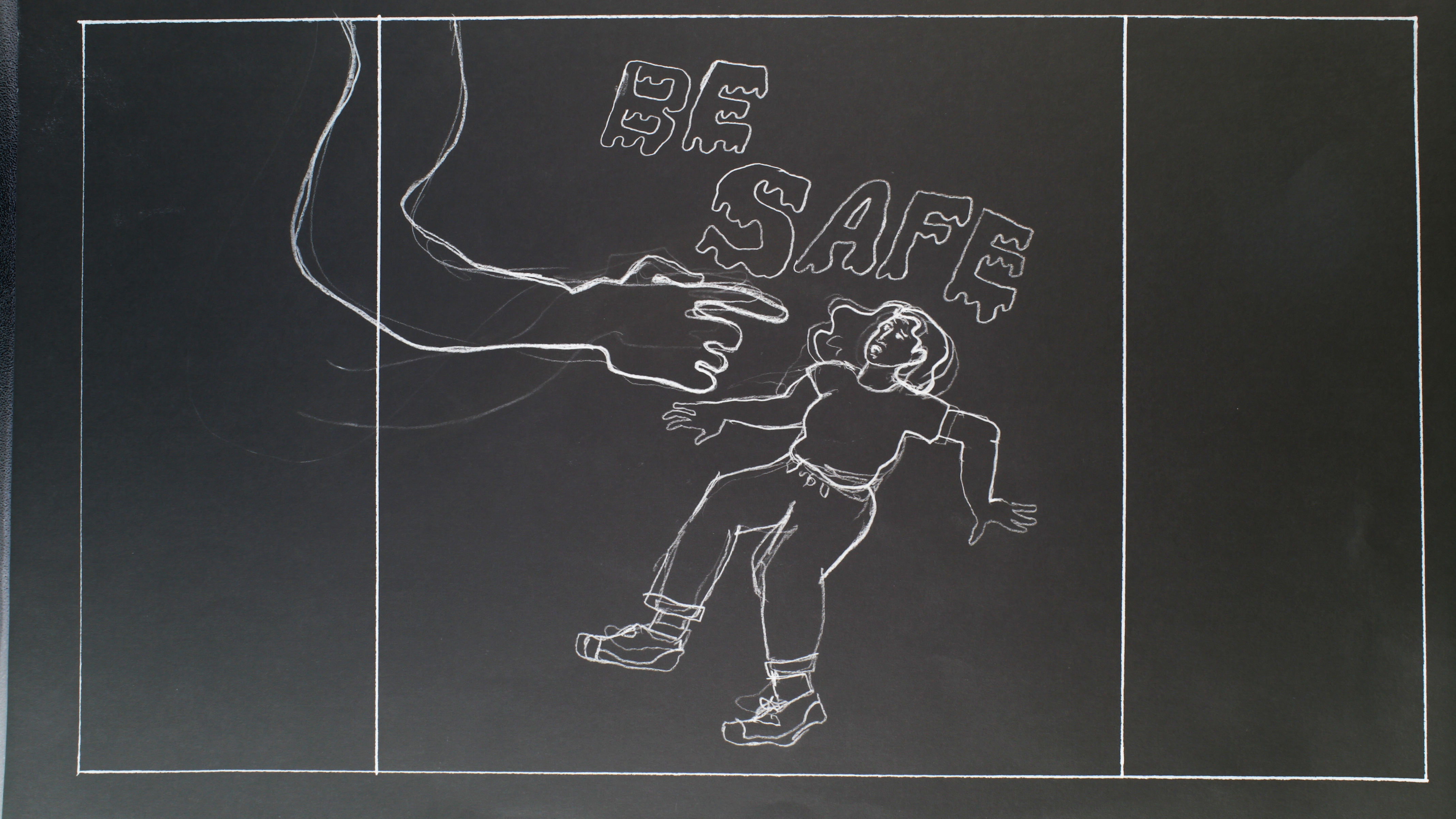 Be Safe Animatic