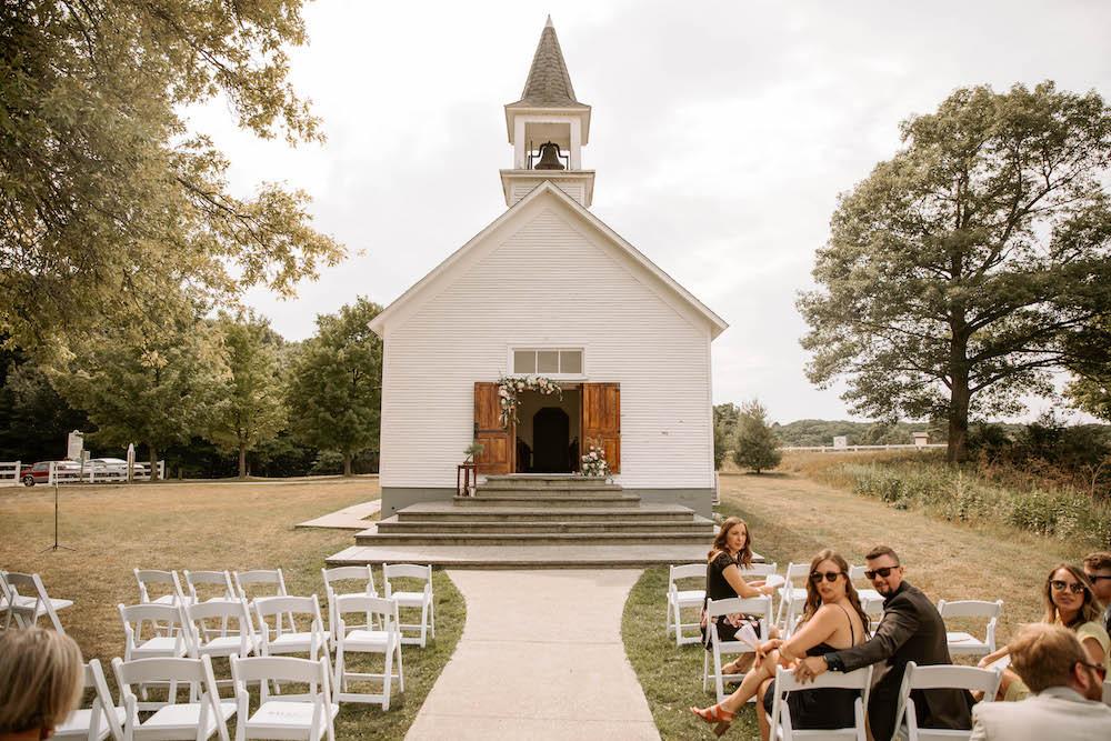 The Felt Estate wedding venue in west Michigan.