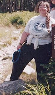 Me at Chimney Pond 1997.jpg