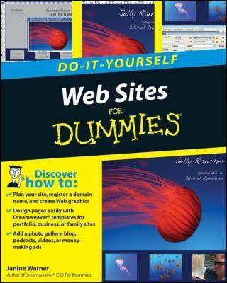 Web Sites for Dummies (Do-it-yourself) - Janine Warner