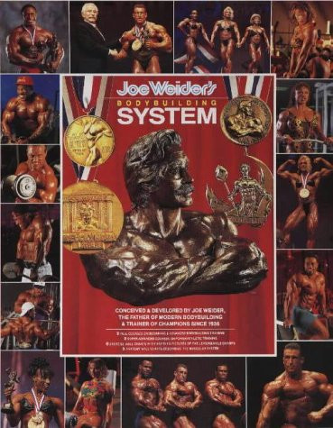 Joe Weider's Bodybuilding System - Joe Weider