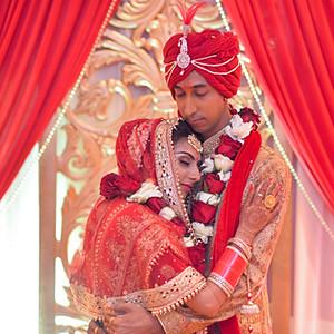 Santosh & Pooja