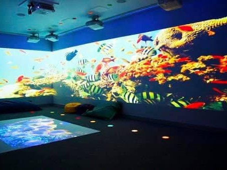 Sensory Room Project 2021