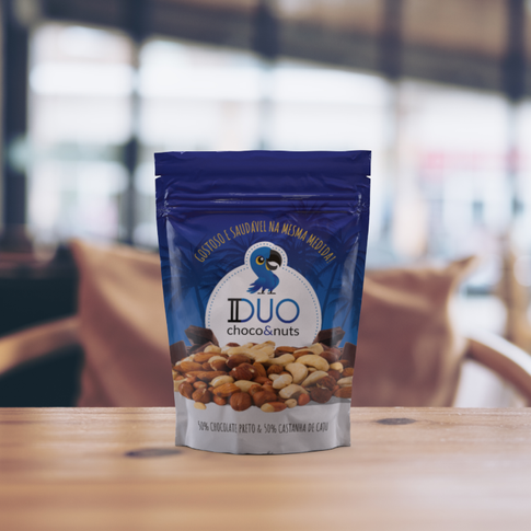 DUO - CHOC & NUTS