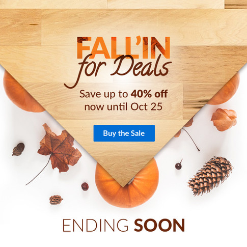 FALLING FOR DEALS