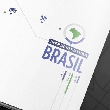 """BOOK """"Infraestrutura Brasil"""""""