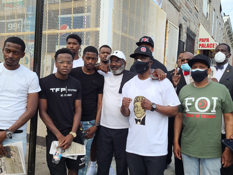 The F.O.I Of Baltimore Muhammad Mosque #6