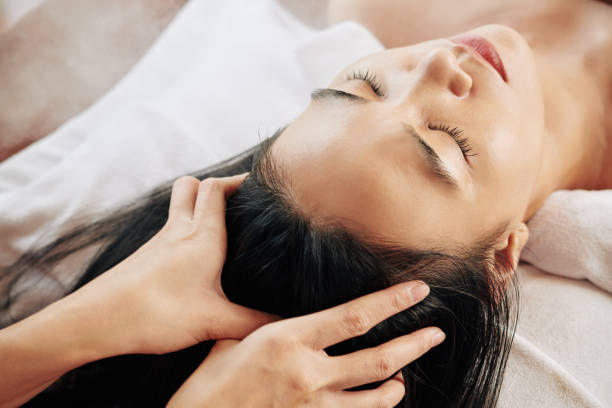 Facial  Neck & Head Massage Therapy