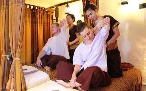 Traditional Thai Massage Therapist