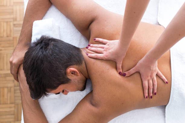 Deep Tissue Oil Massage