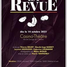 Юмористический спектакль «La Revue»