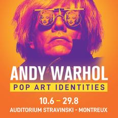 Выставка «Энди Уорхол ‒ личности поп‒арта»