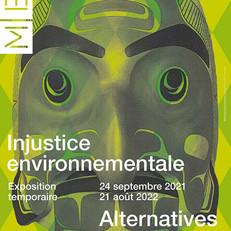 Выставка «Экологическая несправедливость ‒ Альтернативы коренных народов»