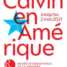 Выставка  «Кальвин в Америке»