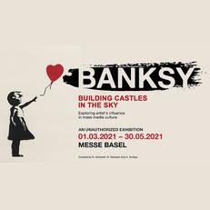 Выставка  «Бэнкси - Строим замки в небе»