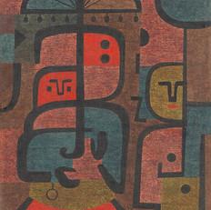 Выставка  «Пауль Клее: Я ничего не хочу знать»