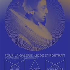 Выставка «Игра на публику. Мода и портрет»