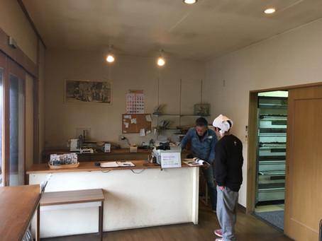 奈良県 手づくりパン工房 麦様 改装工事着工しました!