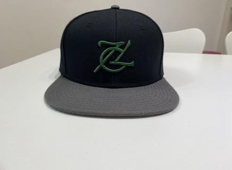 新デザインの帽子作りました!