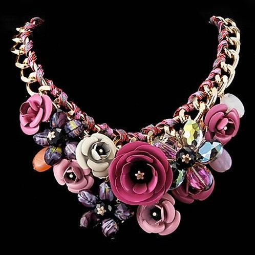 Flower Bella Necklace