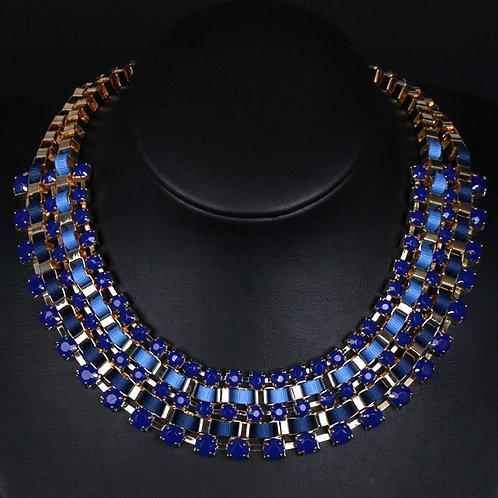 Blue Hue Necklace